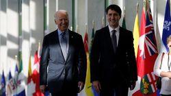 Moins difficile de travailler avec un président Joe Biden, selon Justin