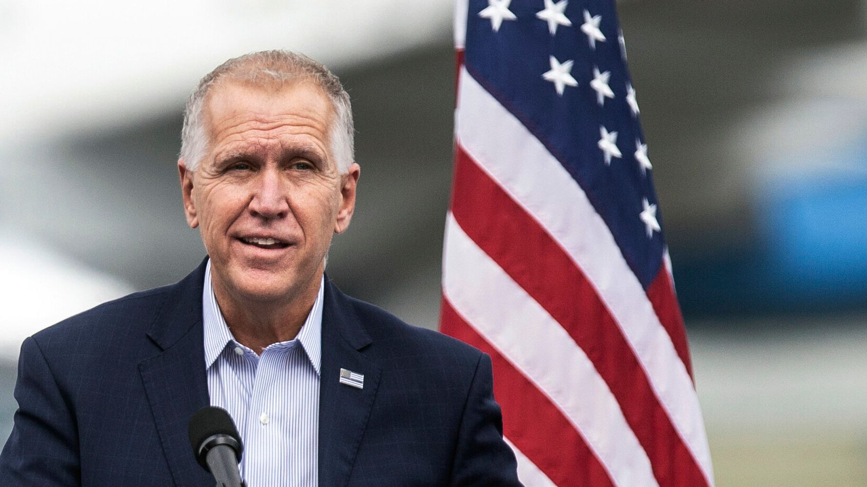 Republican Sen. Thom Tillis Defeats Democrat Cal Cunningham In North Carolina