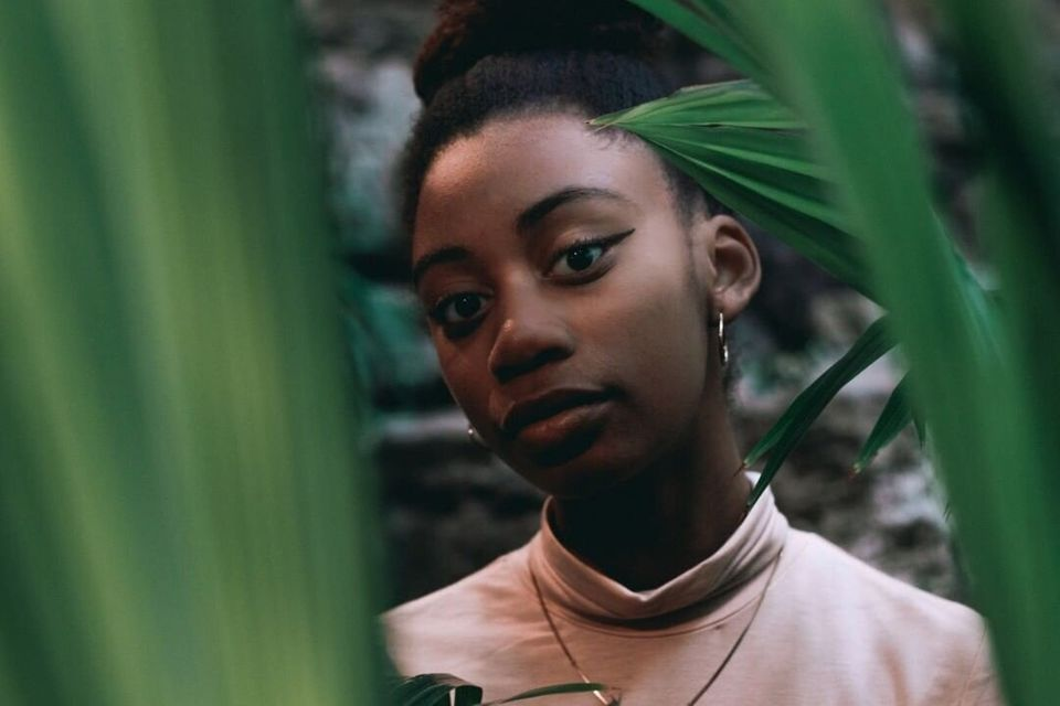 Nidia Guerrier uses social media to highlight certain injustices experienced by people of colour, but...