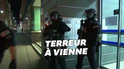 """Une fusillade """"terroriste répugnante"""" vise six lieux à Vienne, quatre"""