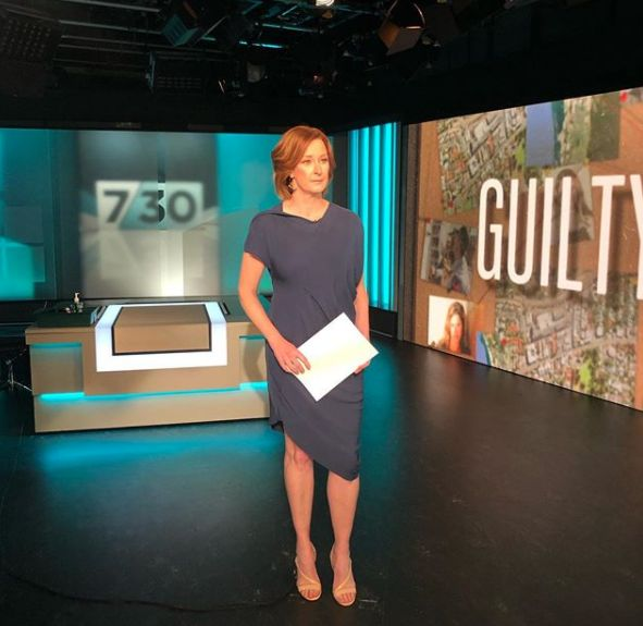 At 7pm Leigh Sales will host a one-hour program one the ABC dissecting the day's ongoing events.