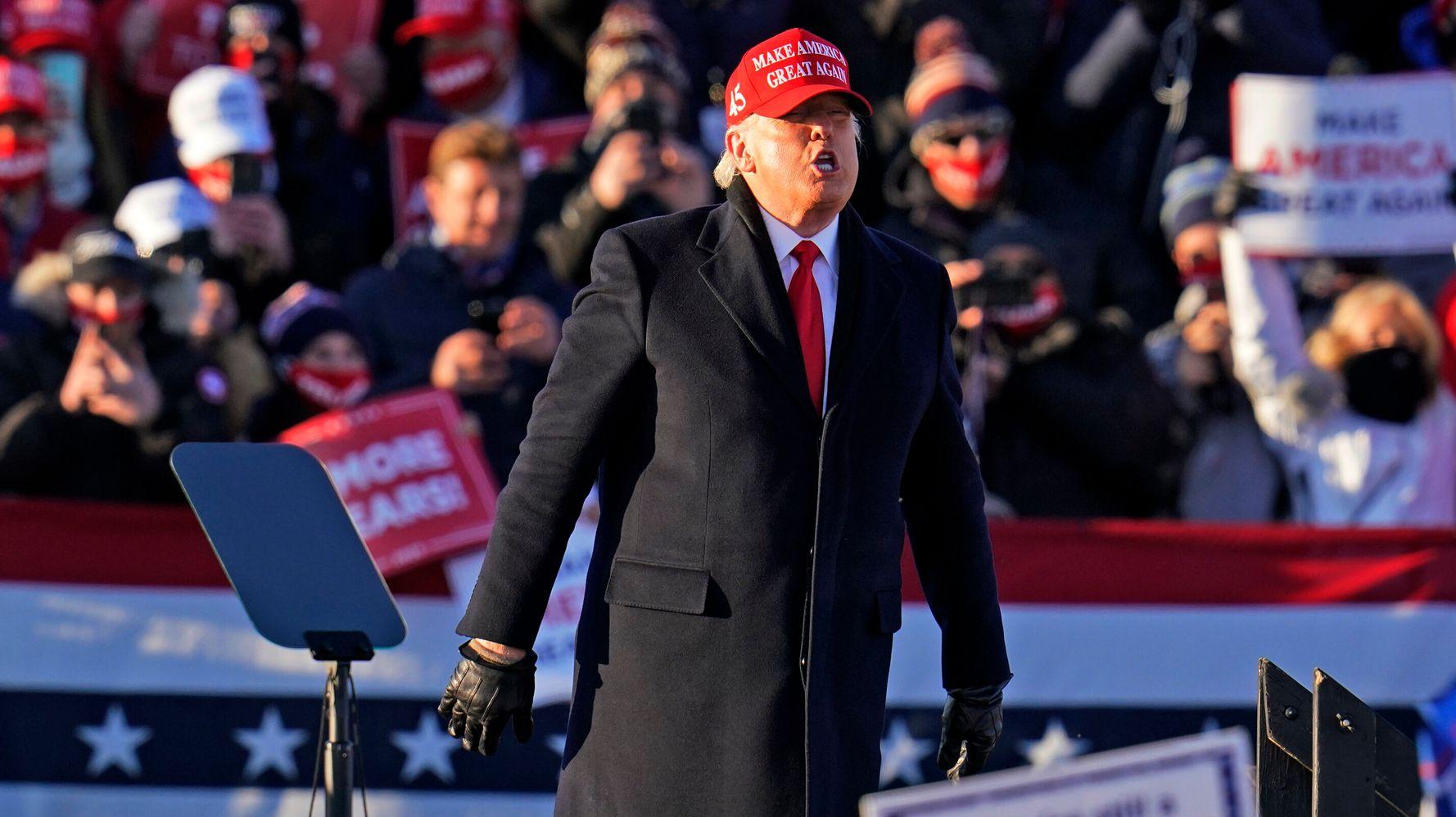 Trump's Closing Message: I Will Cheat