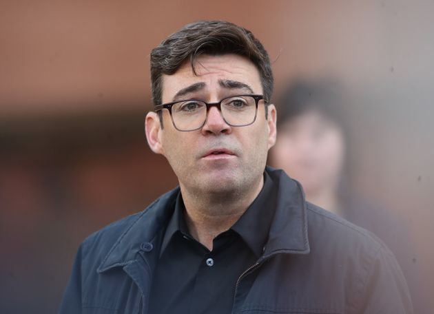 Andy Burnham backs closure of schools in greater