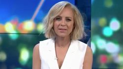 The Project's Carrie Bickmore Reacts To 'Apocalypse' Scenes Of US Election