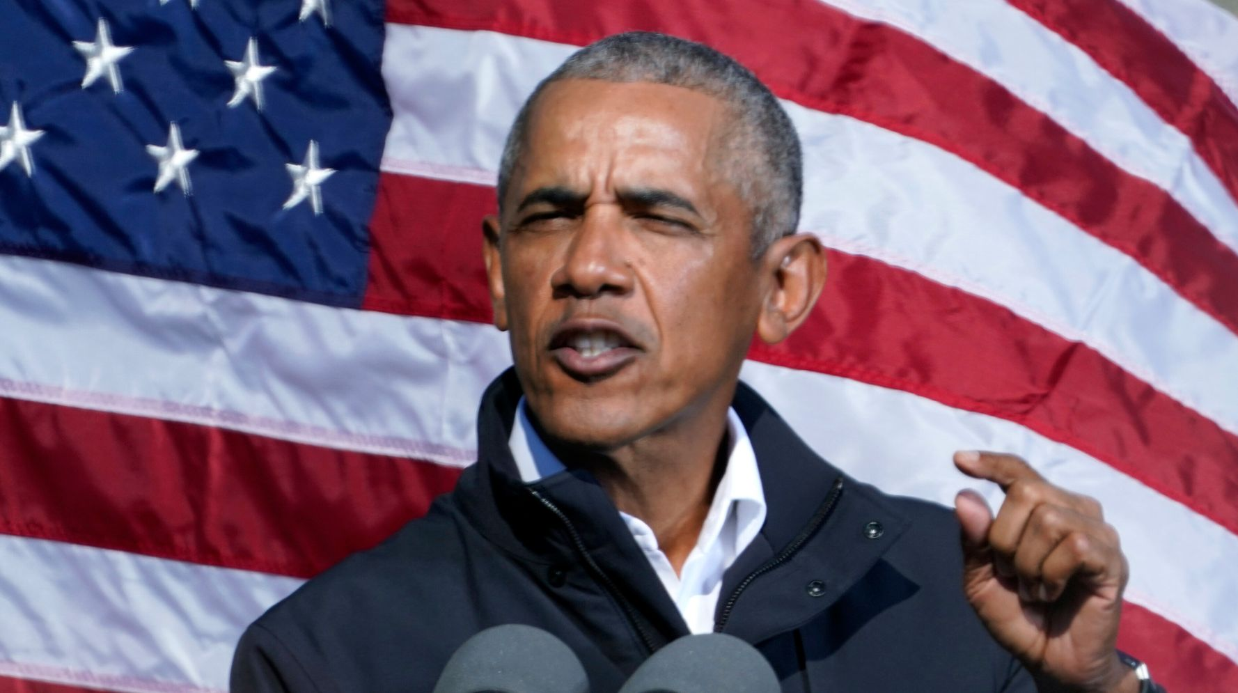 Obama Goes After Trump's Pandemic Rallies: A 'COVID-Spreader Tour'