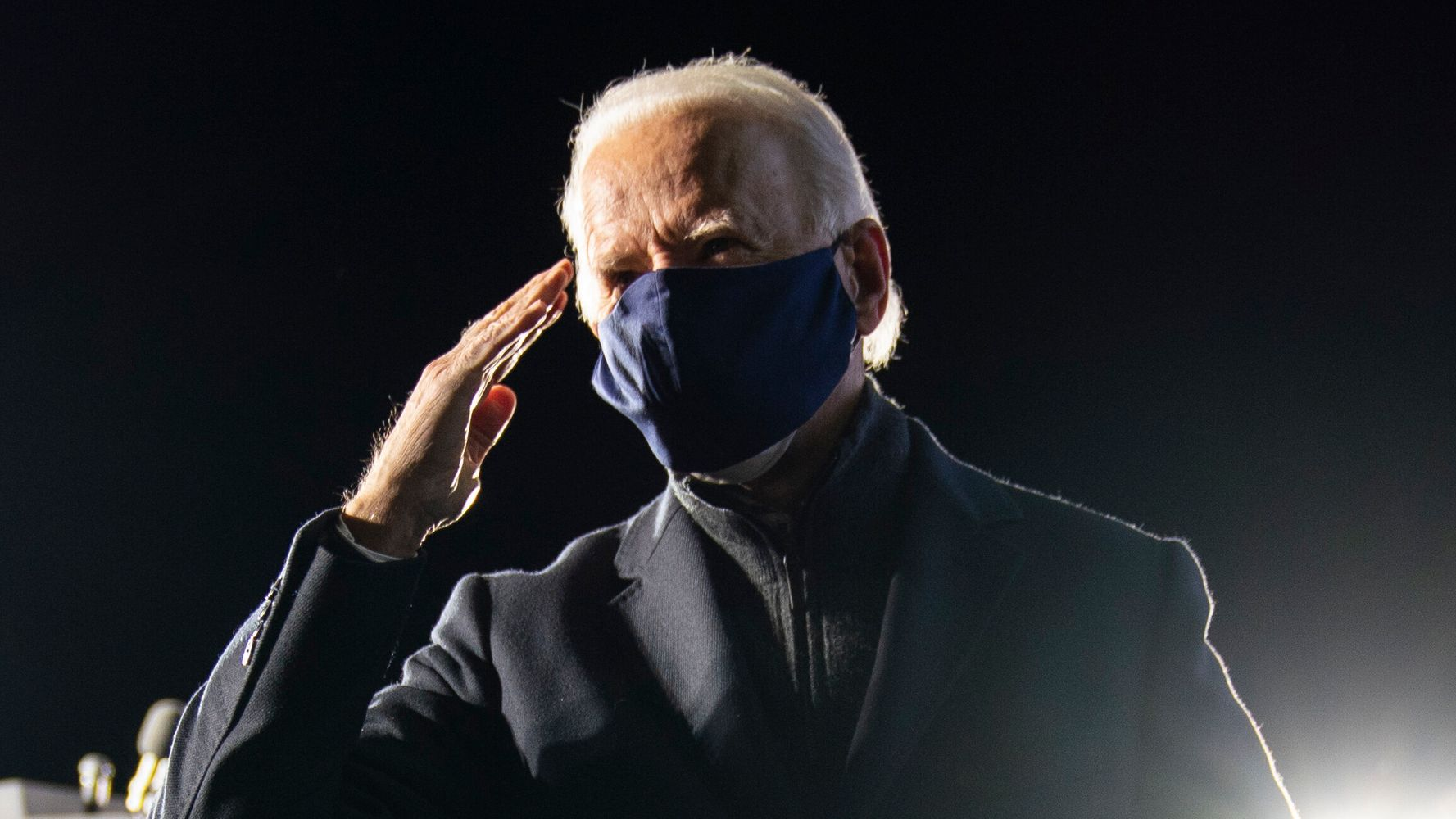 Biden: 'First Step To Beating The Virus Is Beating Trump'
