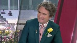 Vegan Dave Hughes Blasted On Twitter For Melbourne Cup