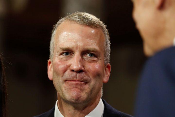 Sen. Dan Sullivan (R-Alaska) is headed to Washington for a second term. His opponent, Dr. Al Gross, did not convince enough A