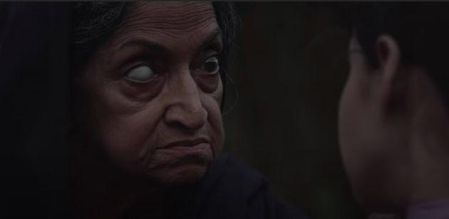 A still from Netflix's Kaali
