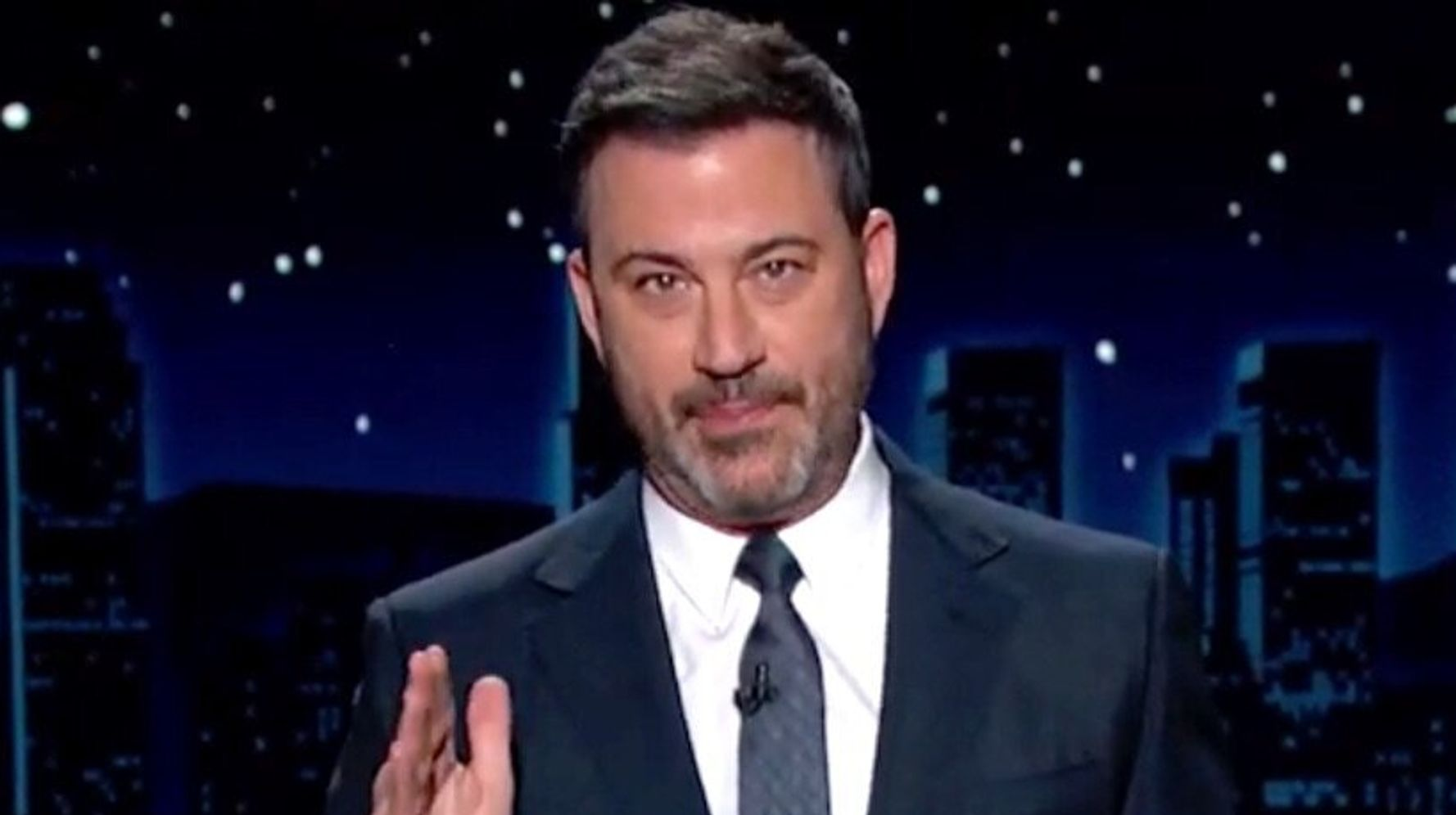Jimmy Kimmel Has The Undeniable Proof Trump Didn't Make America Great Again