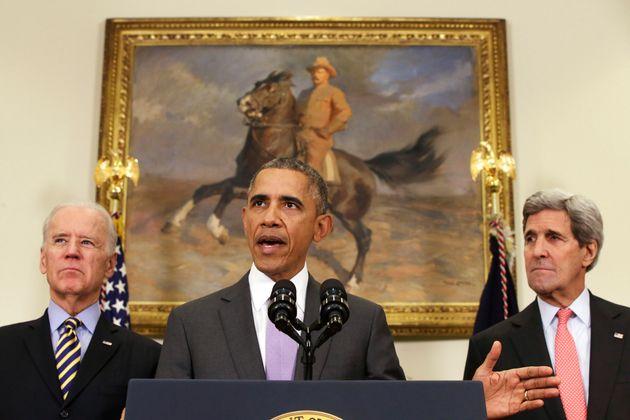 11 Φεβρουαρίου 2015 Ο Ομπάμα...