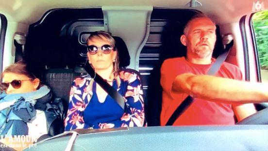 De retour du marché, Charlotte, Emilie et Laurent s'expliquent lors de la diffusion du lundi 2