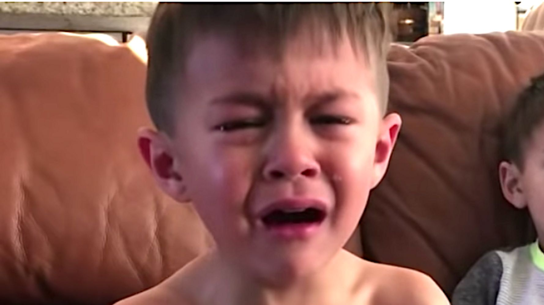 Parents Tell Their Kids They Ate All The Halloween Candy On 'Jimmy Kimmel'