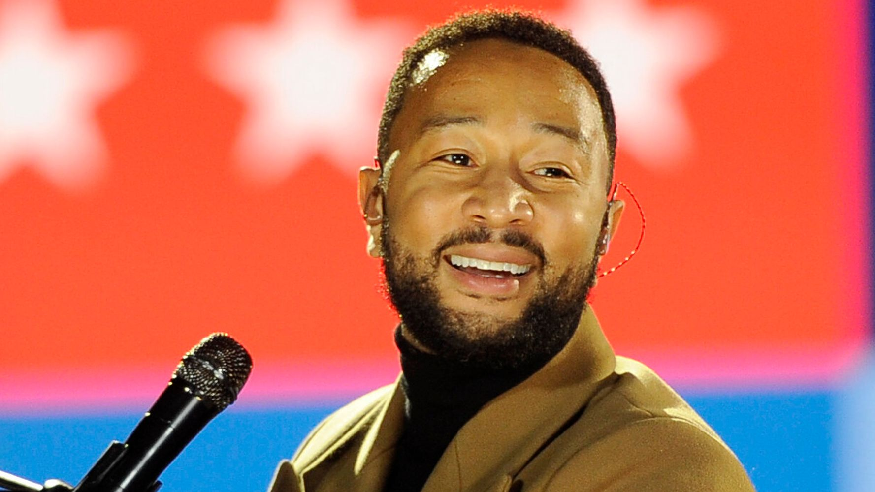 John Legend Bestows Mocking New Name On Donald Trump-Supporting Rappers