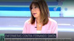 La durísima palabra con la que Ana Rosa Quintana ha calificado la polémica de Fernando