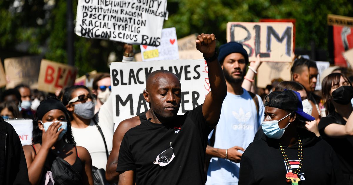 Exclusive: Black Lives Matter Sparks 'Largest Racial Justice Movement In UK History'