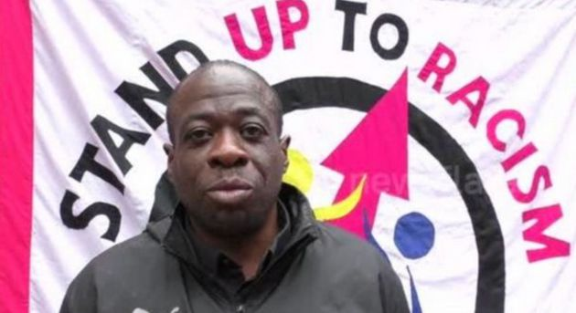 Weyman Bennett, co-convener of Stand Up To