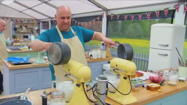 Great British Bake Off Family Pay Tribute To 'Real Gent' Luis Troyano Following His Death, Aged 48