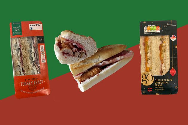 The Best (And Worst) Christmas Sandwiches – Ranked By Us