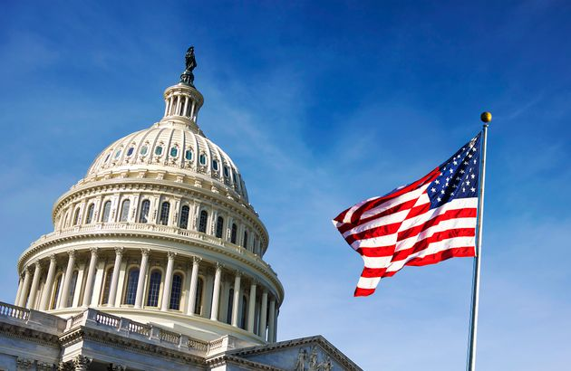 Capitolio estadounidense, sede del