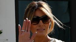 Melania Trump acude a votar con un 'look' valorado en más de 20.000