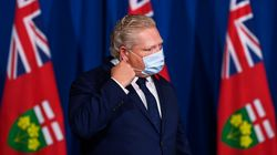 Ontario To Relax COVID-19 Restrictions Despite Record 1,050