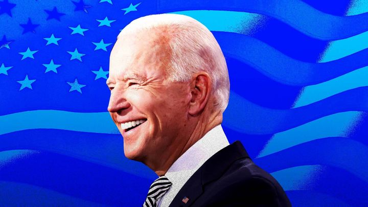 Democrat Joe Biden is projected to be the next president of the United States.