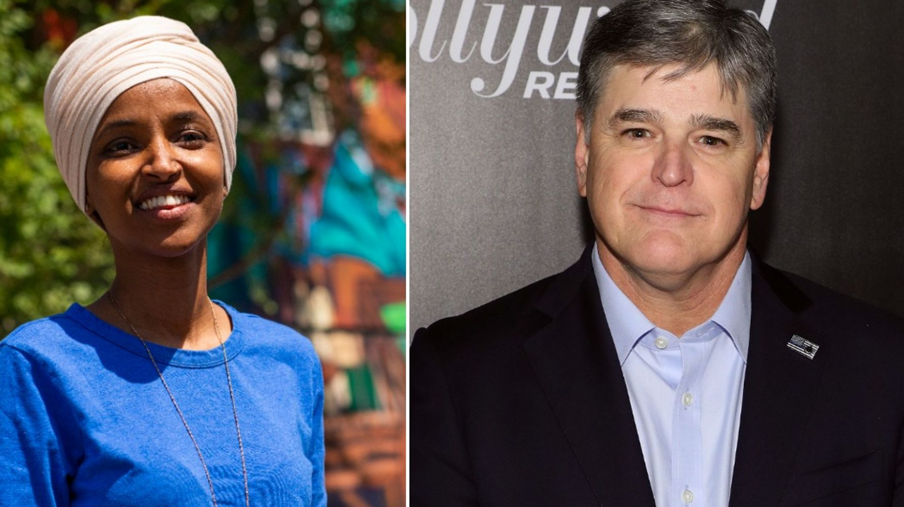 Sean Hannity's Tweet Calling Out Rep. Ilhan Omar's Voter Registration Message Backfires