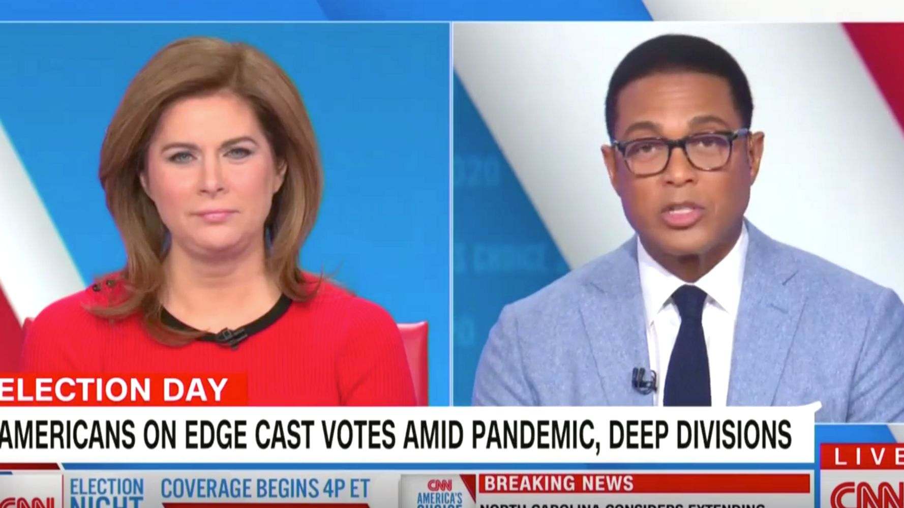 Don Lemon Questions CNN's Choice To Air Trump 'Propaganda' Speech