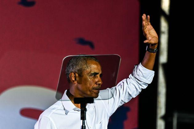 El expresidente de EEUU Barack