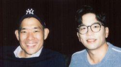 그룹 '패닉'이었던 이적과 김진표가 15년 만에 다시 만난