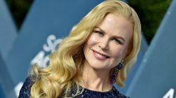 Nicole Kidman Voted Early After Asking Americans To 'Support' Trump In