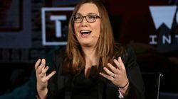 Sarah McBride é eleita 1ª senadora trans dos