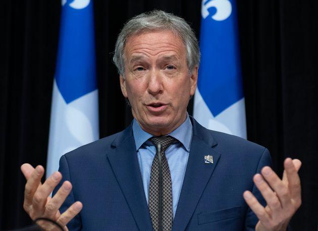 Le ministre André Lamontagne a répliqué que le jugement porté par la députéeétait...