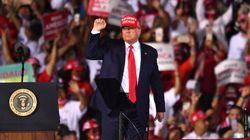 大票田のフロリダ州、トランプ氏がアメリカ大統領選で勝利確実に。最注目州だった。
