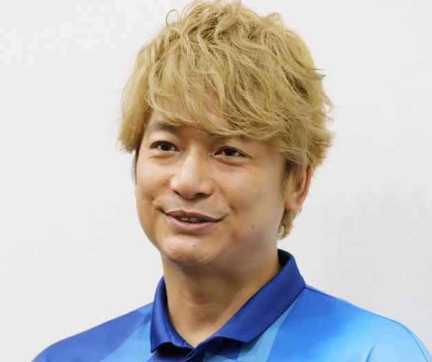 元SMAPの香取慎吾さん撮影日:2019年07月19日