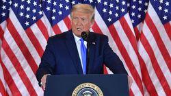 Em discurso contraditório, Trump diz que já