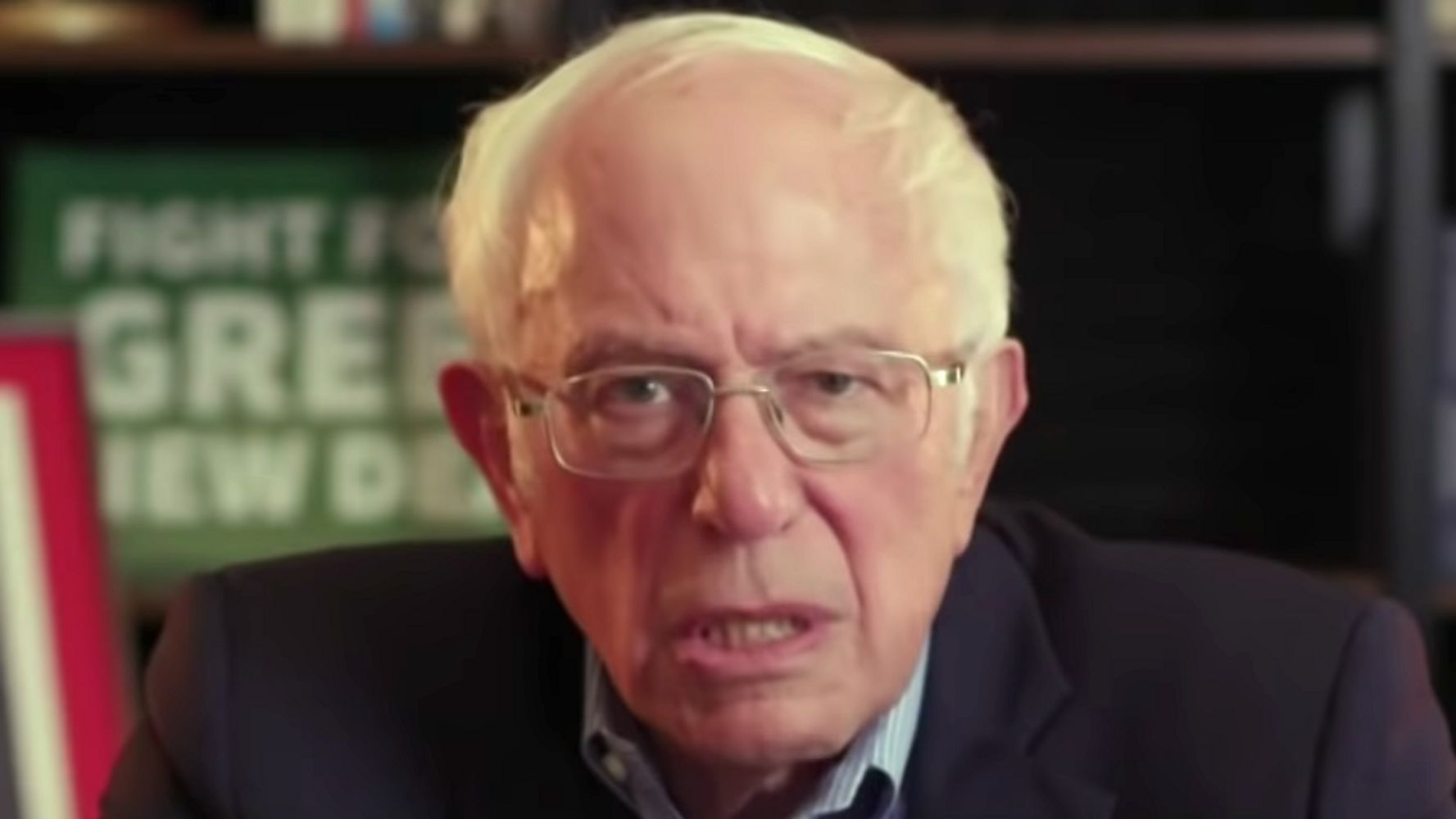 Bernie Sanders' Accurate Prediction Of Donald Trump's Election Night Playbook Goes Viral