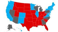 Estos son los resultados electorales, estado por