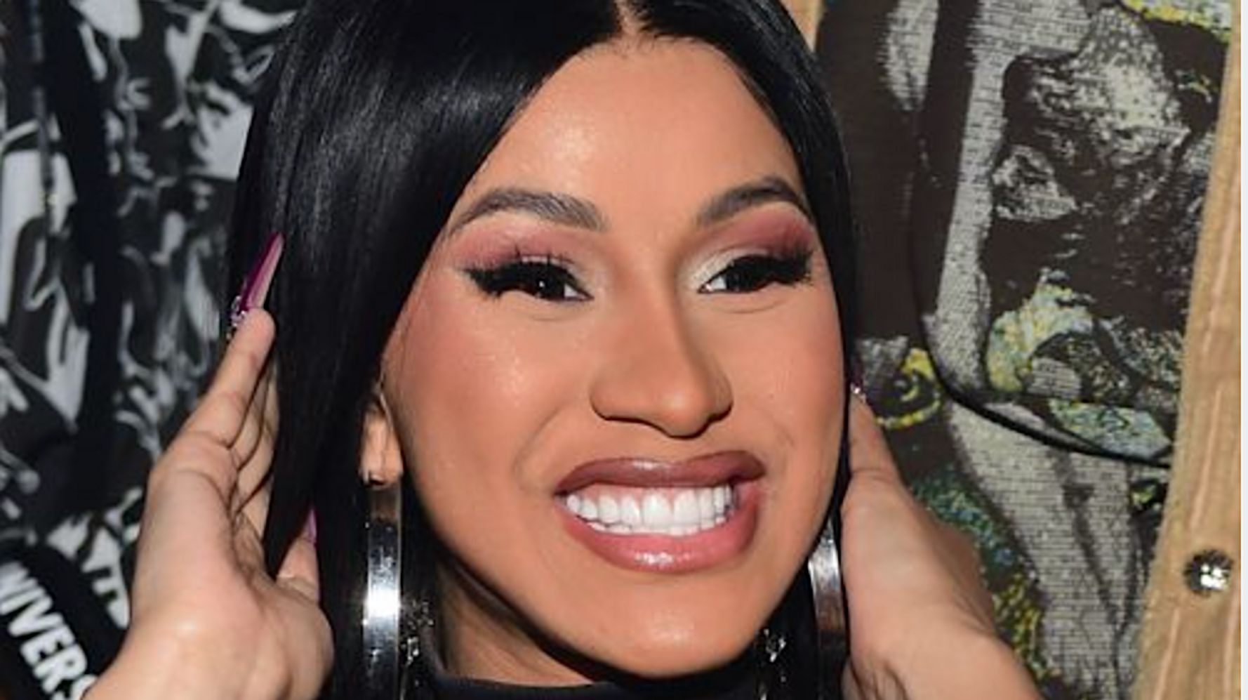 Cardi B Goes Viral For Her Election Night Stress Reducer