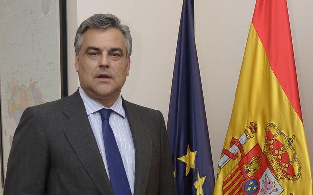 El exembajador de España en Venezuela Jesús Silva, en una imagen de