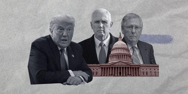 El 'team' republicano sobre el