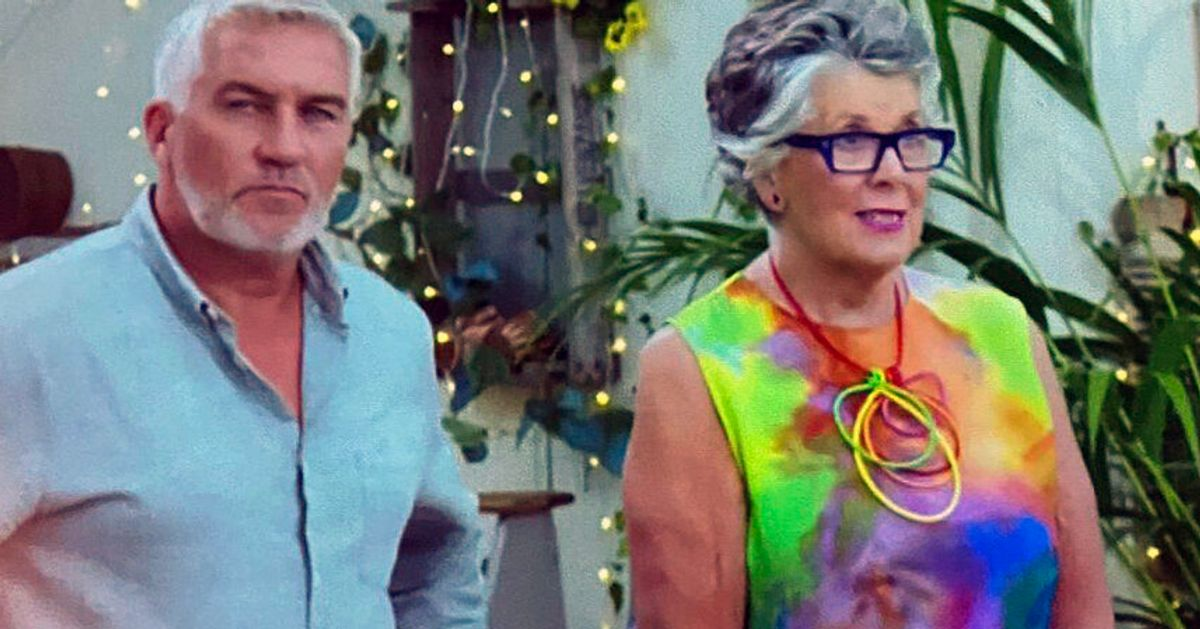Prue Leith's Incredible Bake Off Necklace Prompts Lots Of Inspired Comparisons On Twitter