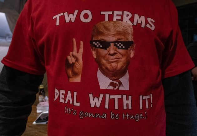 Un seguidor de Donald