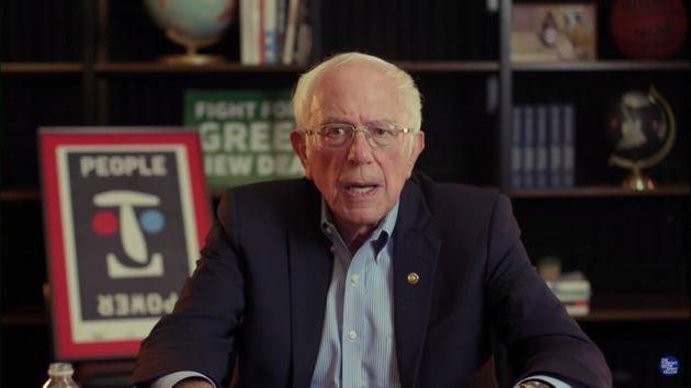 Bernie Sanders con Jimmy