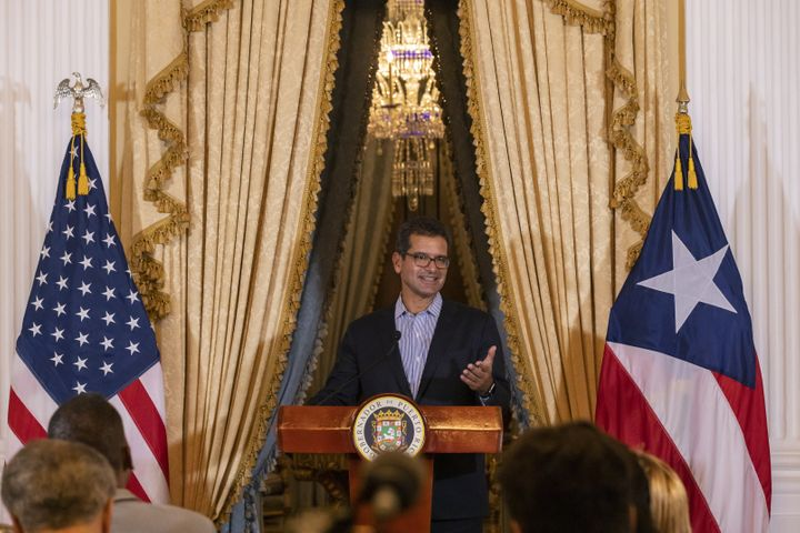 Pedro Pierluisi briefly took over as governor of Puerto Rico in 2019. Now, he's projected to win the race to be the island's