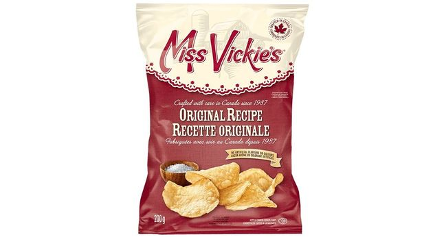 Miss Vickie's Canada Recalls Kettle Chips Due To Possible Glass
