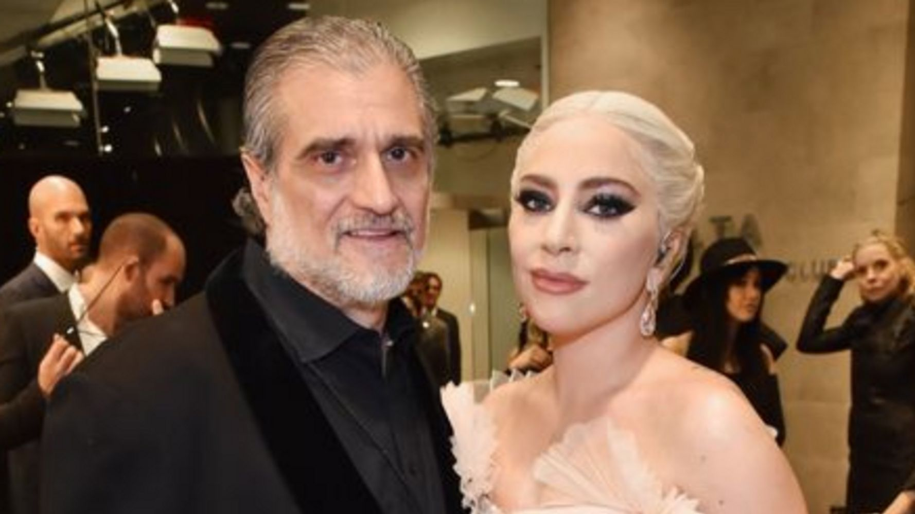 Lady Gaga's Dad Declares Support For Trump After President Rips His Daughter