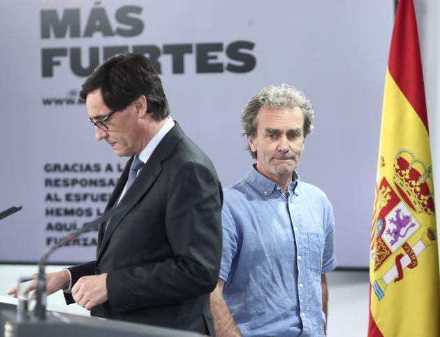 Fernando Simón y Salvador
