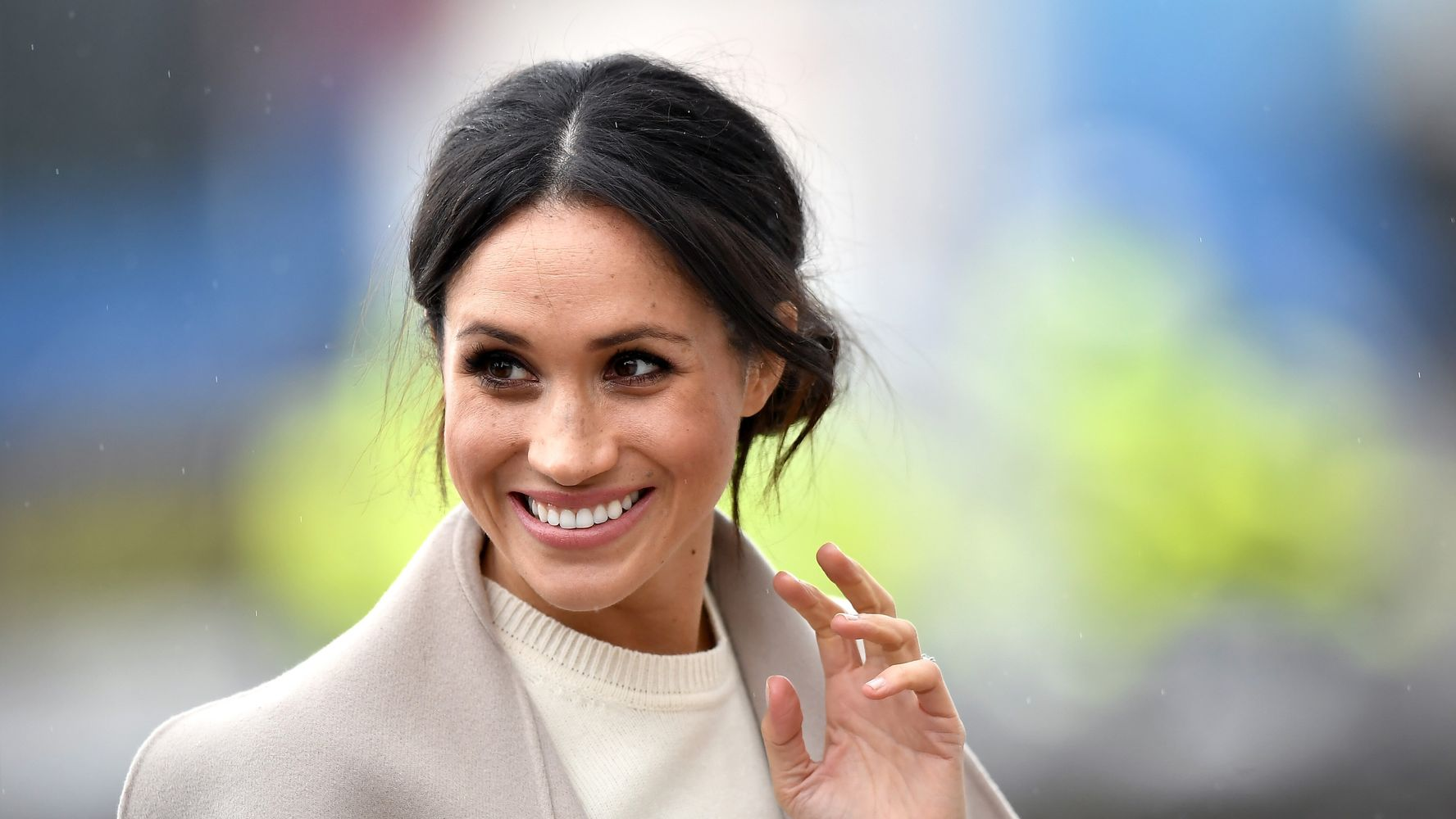 Meghan Markle To Become 1st Member Of British Royal Family To Vote In A U.S. Election